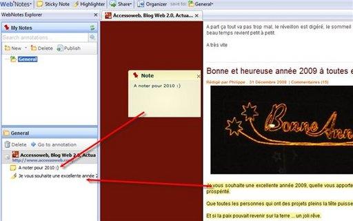 Webnotes - Prises de notes en ligne ( 10 invitations )