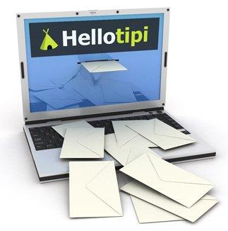 Hellotipi propose d'envoyer le Web par la Poste