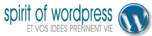 Spirit Of Wordpress - Le monde de Wordpress ( première image )