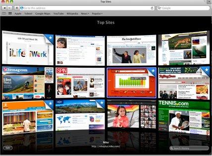 Safari 4 - Le meilleur navigateur du monde ?