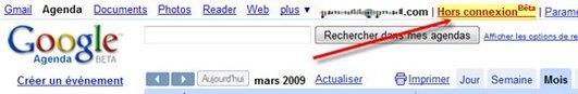 Google Calendar maintenant en Offline pour tous