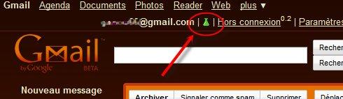 Gmail Labs en français.