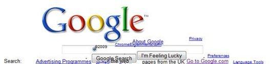 Pffffffff Google est tout cassé maintenant