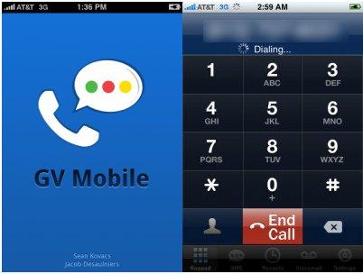 Google Voice bientôt sur iPhone ?