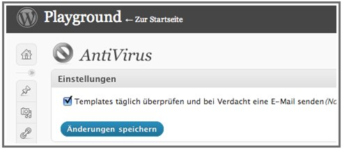 Un Anti Virus pour Wordpress