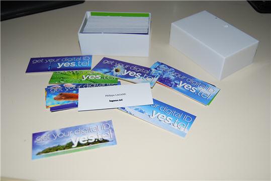 Ma carte de visite Moo en .tel