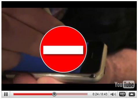 iSnort - Quand un fléau se propage depuis l'iPhone
