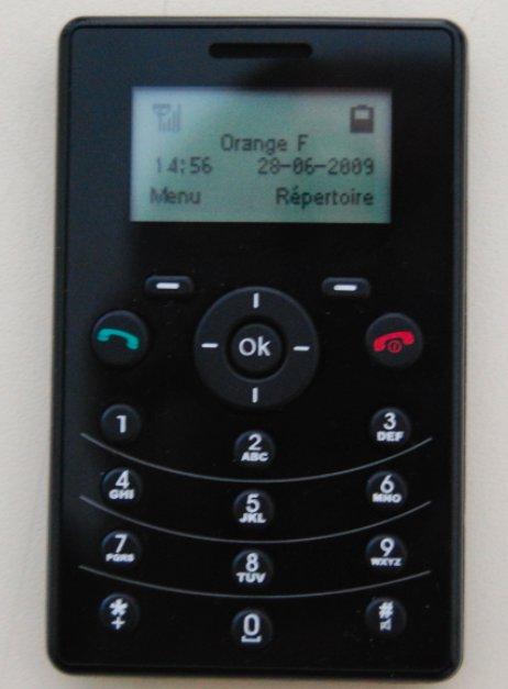Pico RX-80 - Le mini téléphone