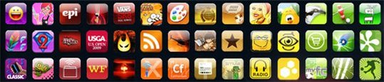 App Store - 65 000 Applications et 1,5 Milliard de téléchargements