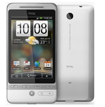 Le HTC Hero chez Orange France  fin Aout 2009