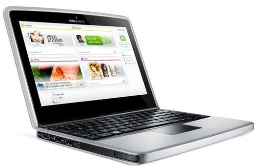 Nokia Booklet 3G - Le Netbook Nokia