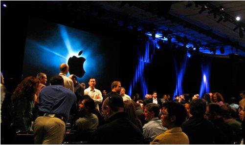 Keynote Apple le 9-09-09 avec de l'iTunes 9 dedans ?