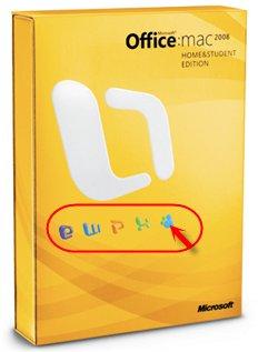 Les gagnants des 2 Pack Office MAC 2008 sont ...