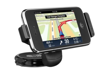 Kit voiture TomTom iPhone à 99,95 € - trop cher !!!