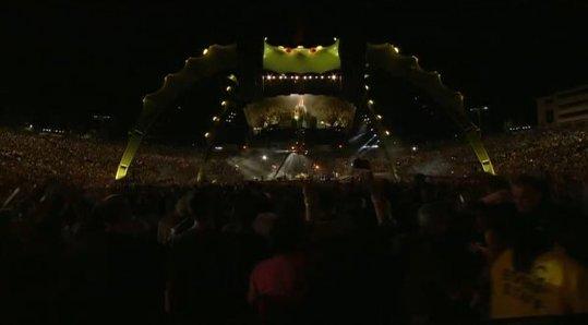 Concert de U2 en Live - Merci Youtube