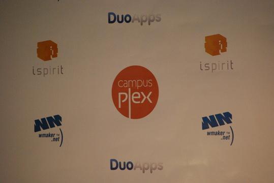 Inauguration du CampusPlex à Ajaccio