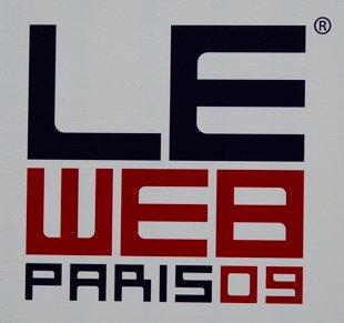 LeWeb09 - Tout simplement grandiose