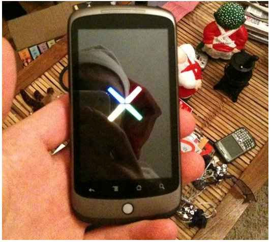 Nexus One - Le Google Phone en janvier 2010 ?