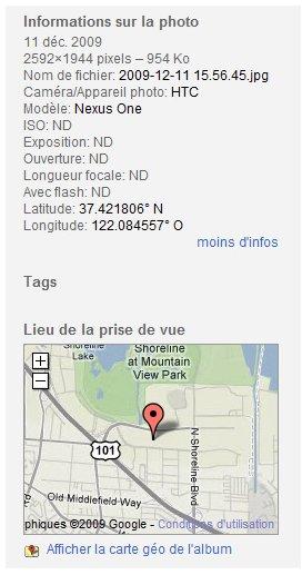 Nexus One - Le Google Phone en janvier 2010 ?