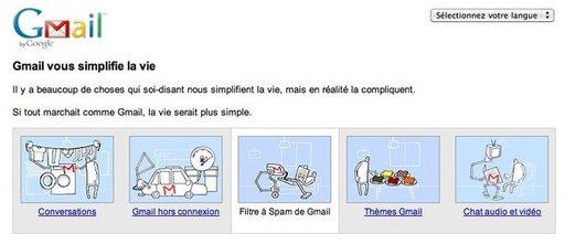 Gmail vous simplifie la vie