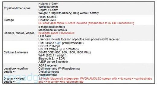 Le Nexus One est il capable de faire trembler Apple ?