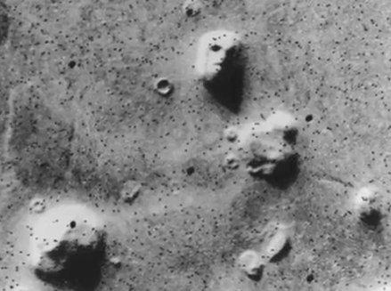 Les anomalies relevées sur MARS par la NASA