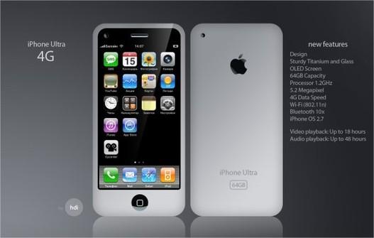 iPhone 4G - Une bête de guerre arrive sur le marché ?