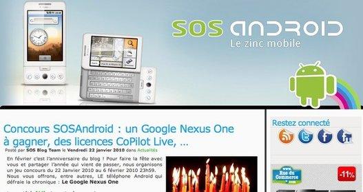Qui veut gagner un Nexus One ?