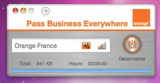 La clé USB ICON 451 de Orange Business Everywhere
