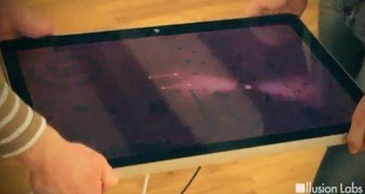 BigPad - Nom d'iDiou ça c'est de la tablette :)