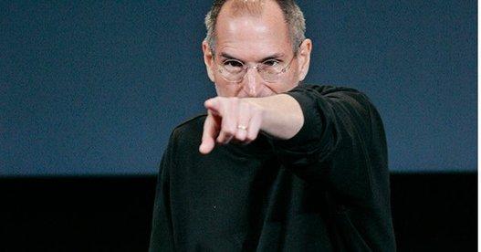 Signe du destin ou mise en garde de Steve Jobs ?