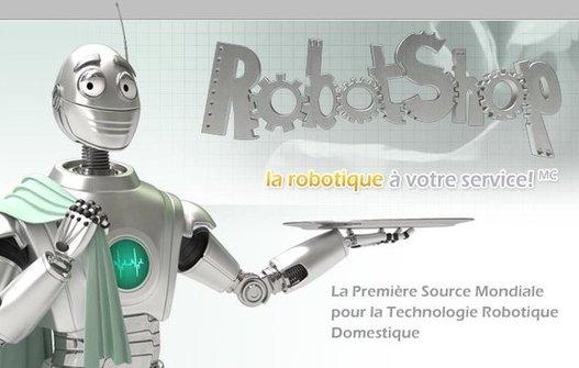 RobotShop se met à l'Abry