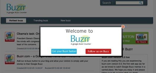 Faites buzzer vos billets avec Buzrr