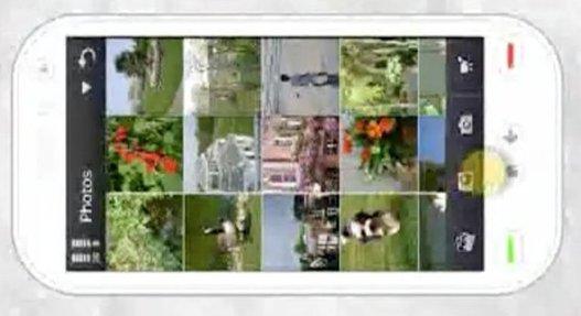 Les premières images du Symbian 4 de Nokia