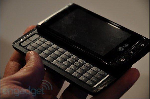 Mobile LG sous Windows Phone 7 - premières images