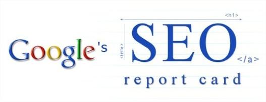 Google publie un rapport SEO sur 100 de ces produits