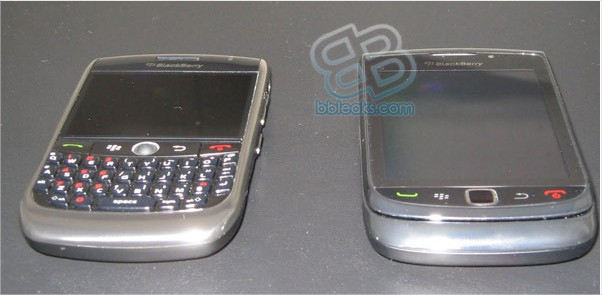 Palm Pre + Blackberry Bold + Blackberry Storm = Nouveau Blackberry Bold ?