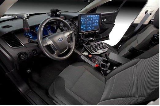 Ford Police Interceptor - La nouvelle voiture de la police américaine