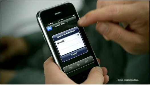 L'iPhone 4G déjà chez Sprint ?