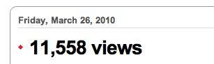 Un blog est une machine à remonter le temps