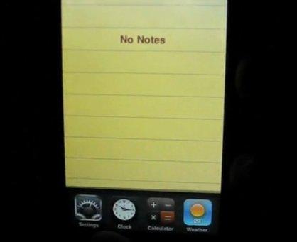 Vu comme ça, le multi tâches de l'iPhone en jette mais ...