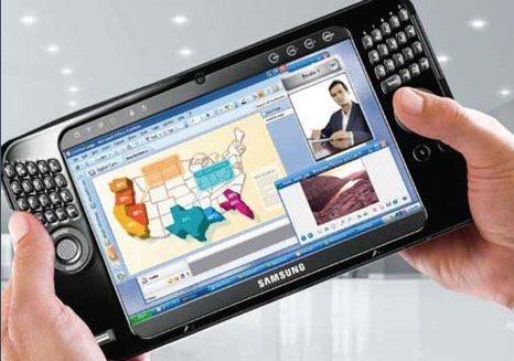 Une tablette Samsung pour Juillet 2010 ?