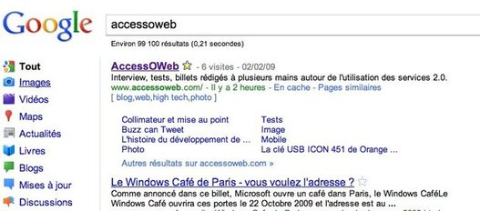Que pensez vous du nouveau Google ?