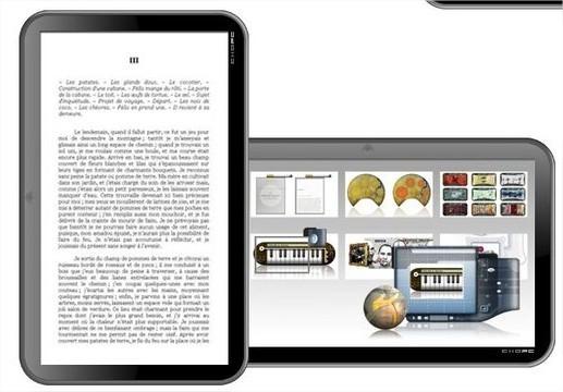 ExoPC - Une tablette HD le 7 septembre en France