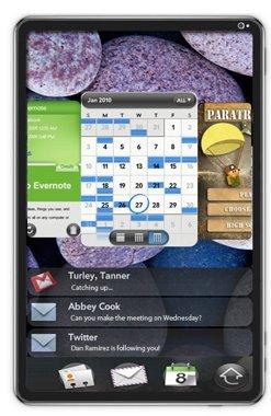 HP Hurricane - Une tablette sous webOS avant fin 2010 ?