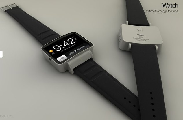 iWatch - Un concept de montre pour Apple