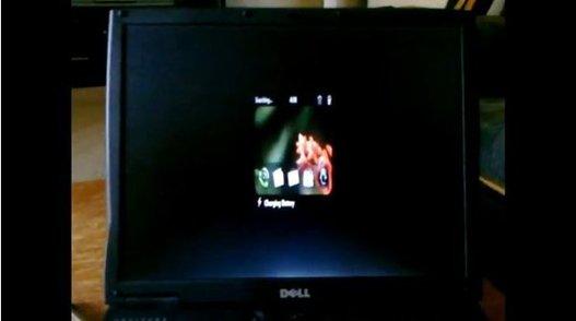 Le webOS de Palm tourne maintenant sur un PC