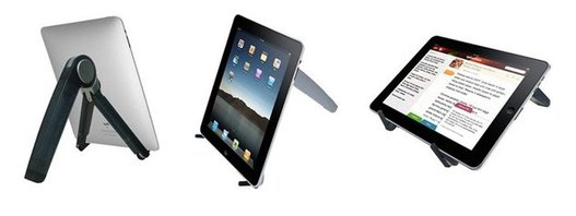 Tri Stand - Le dock iPad ou Macbook pliable et transportable