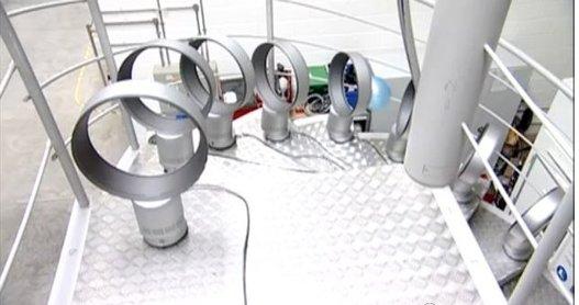 Dyson Air Multiplier - Belle expérience en vidéo