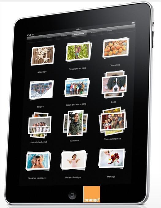 Orange vendra l'iPad et propose une remise de 100 € dès demain